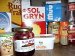 Icelandic groceries