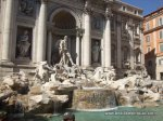 Trevi Fountain - an homage to all things aquatic
