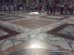 Pantheon marble floor