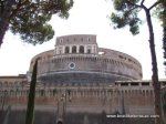 Castel Saint Angelo - just outside the Vatican