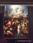 Raphael's The Transfiguration