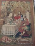 The Supper at Emmaus, Jesus' eyes are following me