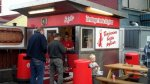 The best hotdog stand in Reykjavik - Bill Clinton ate here!