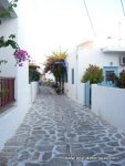 Antiparos streets