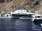 Captain John's - restaurant of choice in Therassia