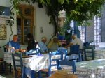 Old men passing the day at the Taverna