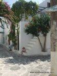 Parikia Streets - Paros