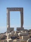 The unfinished temple to Apollo - above Hora, Naxos