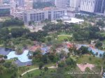 The children's playground in KLCC Park - possibly the best playground in the world!